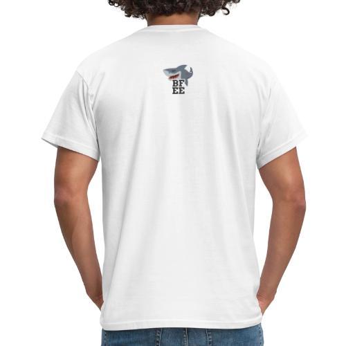 BFEE logo - Men's T-Shirt