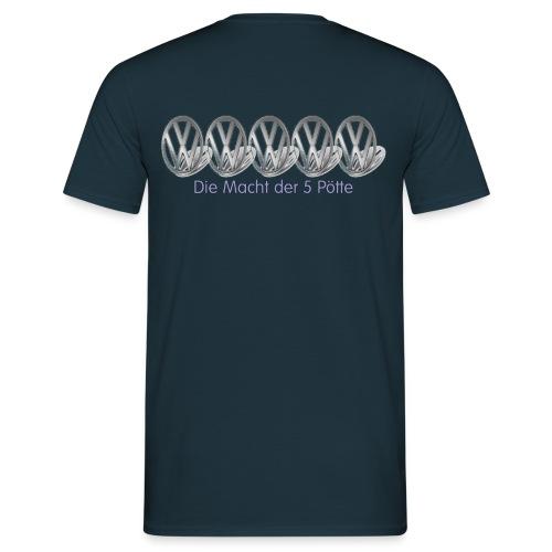 dmd5p - Männer T-Shirt