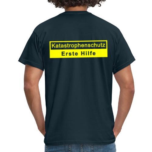 Katastrophenschutz & Erste Hilfe - Männer T-Shirt