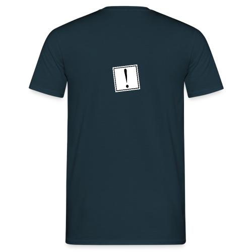 Sein oder nicht sein Digger das ist hier die Frage - Männer T-Shirt