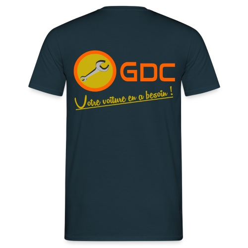 Logo-gdc - T-shirt Homme