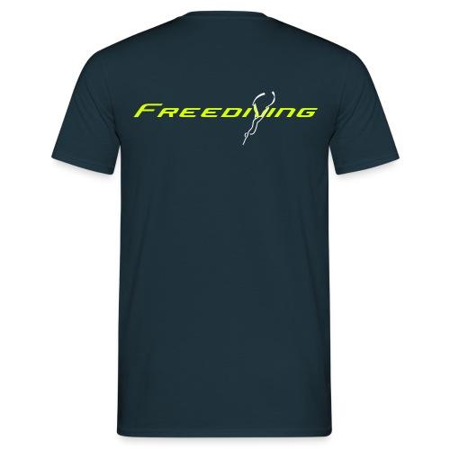 Freediving - Männer T-Shirt