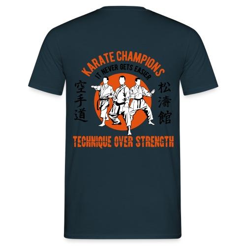 spr_Karate_04 - Männer T-Shirt