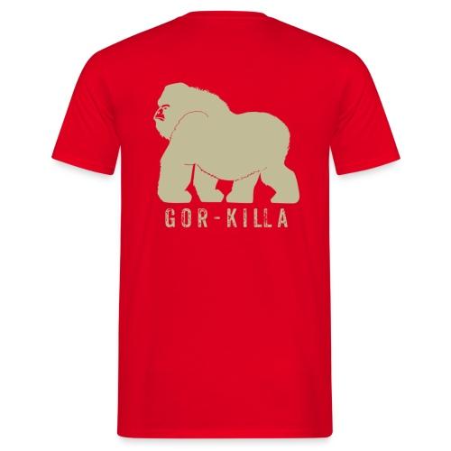 Gor-Killa - Maglietta da uomo