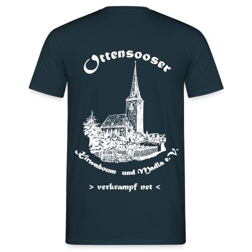 logokwbowhite - Männer T-Shirt