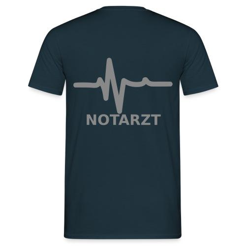 Notarzt13 - Männer T-Shirt