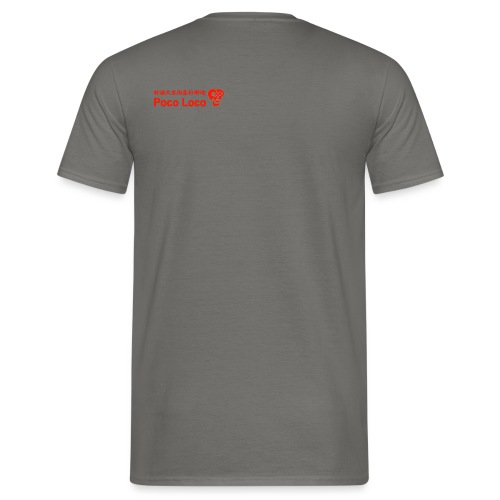 poco loco creations - Men's T-Shirt