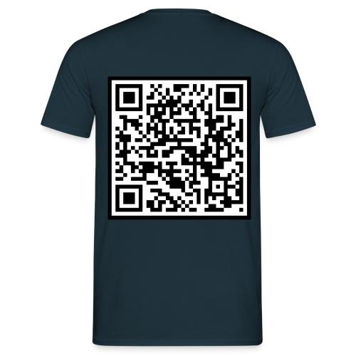 QR Code - Camiseta hombre