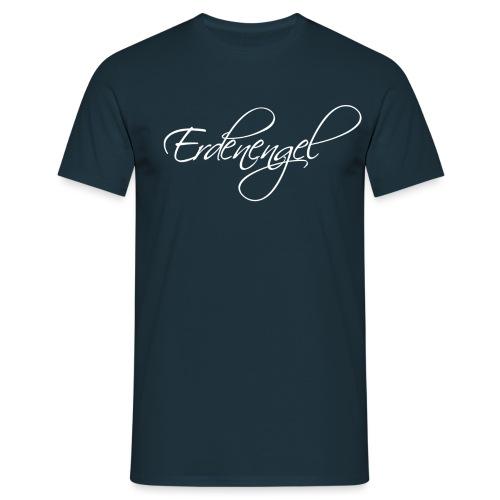 Erdenengel Weiß - Männer T-Shirt