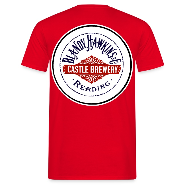 Blandy & Hawkins' Castle Brewery Reading