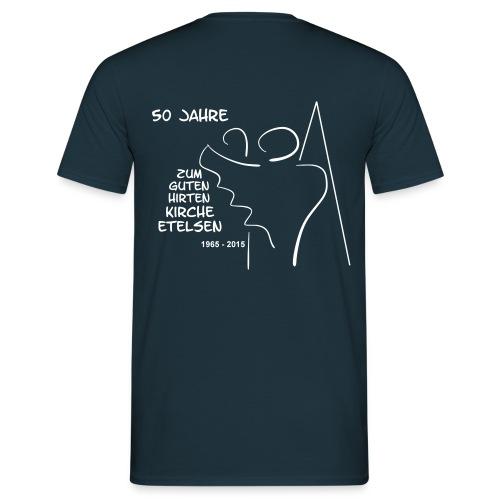 201502Hirte - Männer T-Shirt