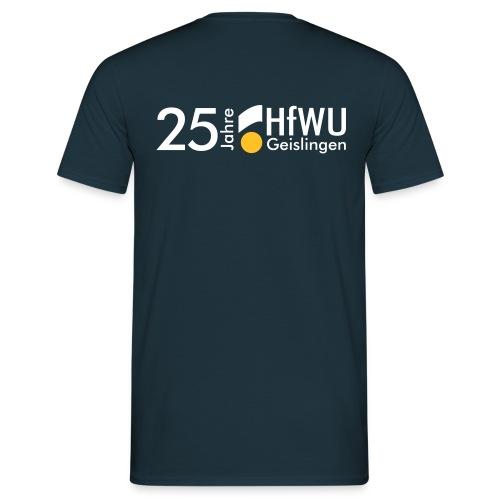 25jahrehfwugeislingen invers - Männer T-Shirt