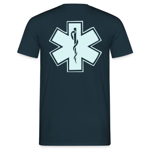 Star of Life Vector - Männer T-Shirt