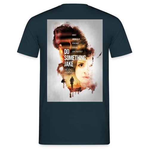 dsj_one_sheet_lessthan10M - Men's T-Shirt