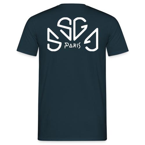 Soni-Gang Paris . White - T-shirt Homme