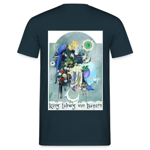 g366 koenig ludwigceltic - Männer T-Shirt