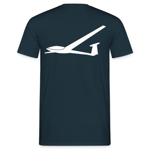 Segelflieger II - Männer T-Shirt