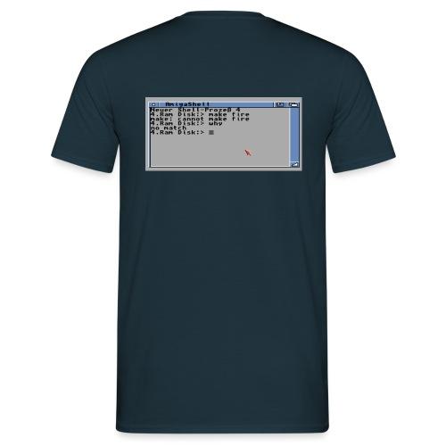 T-Shirt No Match für Männer - Männer T-Shirt