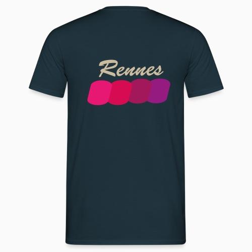 Rennes, fier - T-shirt Homme