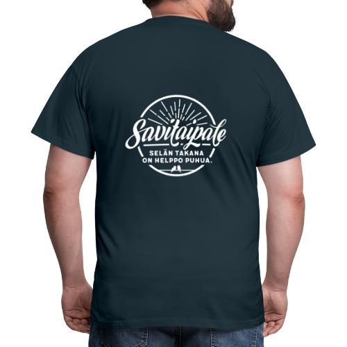 Savitaipale, Selän takana - Miesten t-paita