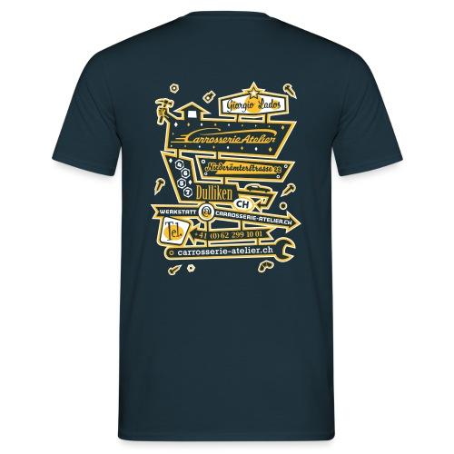 Carrosserie Atelier DULLIKEN - Männer T-Shirt