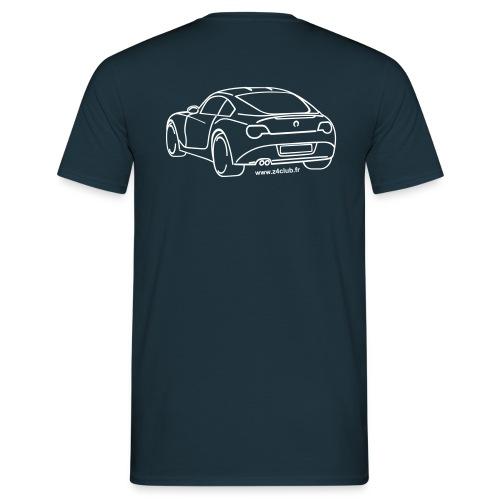 Z4 coupe 3 4 arrière - T-shirt Homme