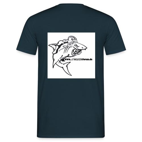 mvagustaforum hai - Männer T-Shirt