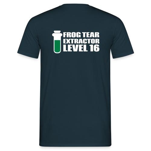 Frog Tear Extractor - Männer T-Shirt