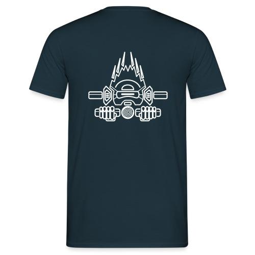 Burn Head - T-shirt Homme