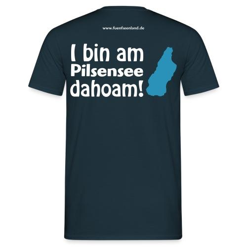 PIL dahoam vektor - Männer T-Shirt