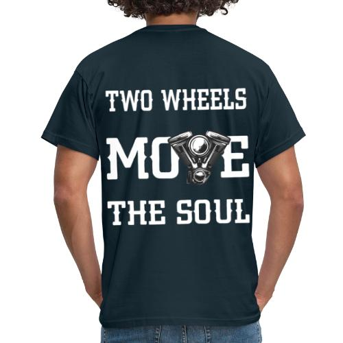Diseño posterior - Camiseta hombre