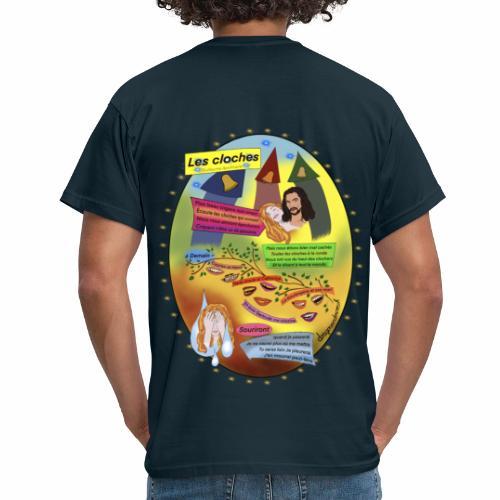 Les Cloches - Guillaume Appollinaire - Men's T-Shirt