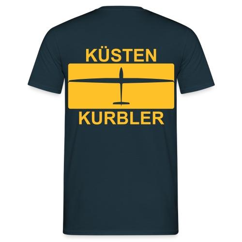 Küstenkurbler - Männer T-Shirt