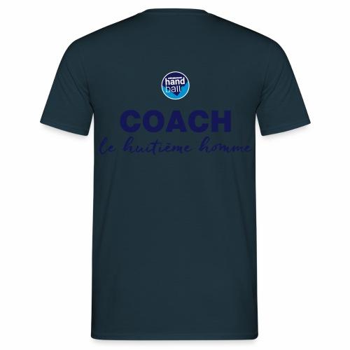 Le Coach le 8e homme d'une équipe de Handball - T-shirt Homme