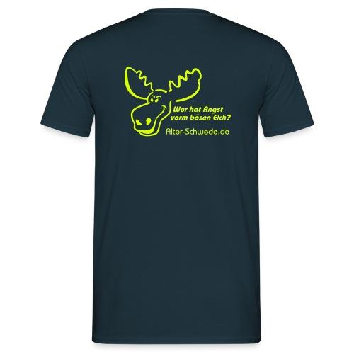 boeser elch - Männer T-Shirt