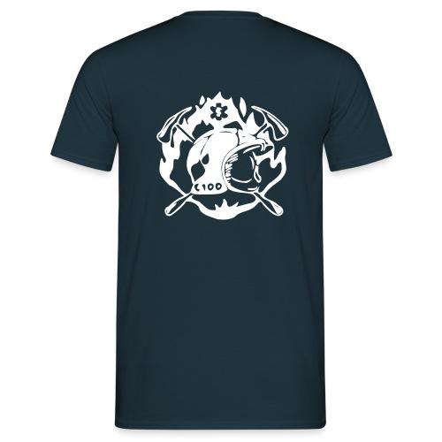 casque4svg - T-shirt Homme