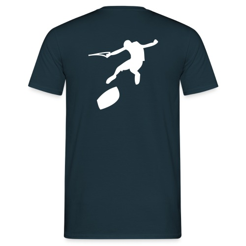 AFW Wakeskate pink - T-shirt Homme