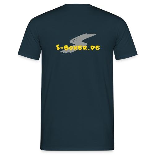 S Logo - Männer T-Shirt