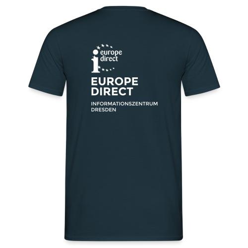 Logo-EDIZ-DD - Männer T-Shirt
