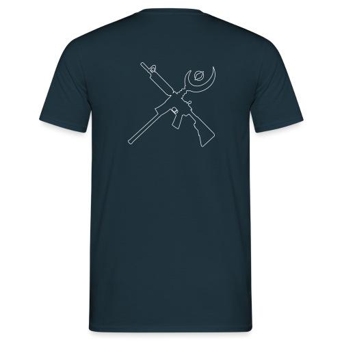 TI Logo - Männer T-Shirt