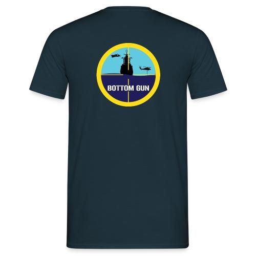 Bottom gun - T-shirt herr