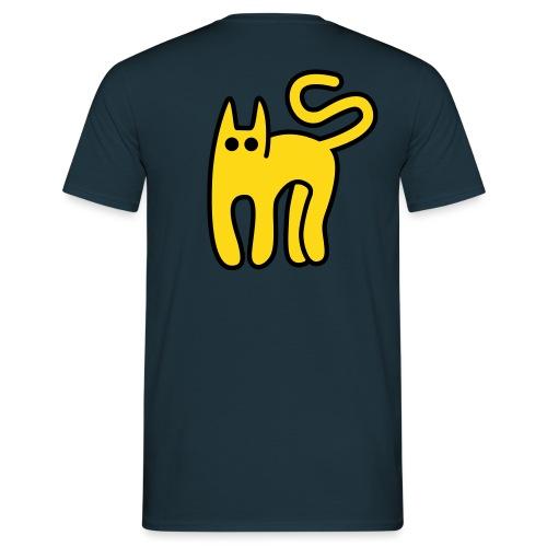Kitty Cat - Men's T-Shirt