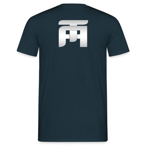 Logoeinfach png - Männer T-Shirt