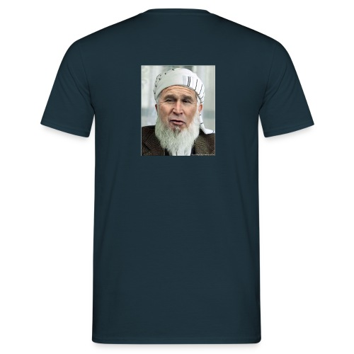 bush turbani - Männer T-Shirt