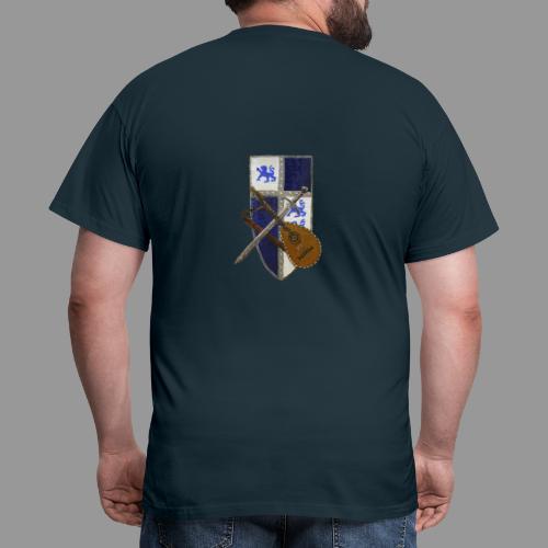 Wappenschild von ardingen - Männer T-Shirt