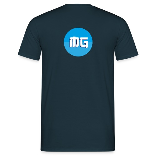 New MG Logo - Männer T-Shirt