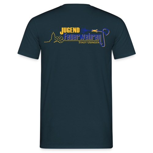 Jugendfeuerwehrhen Stadt - Männer T-Shirt