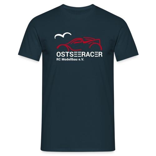 Logo Ostseeracer - Männer T-Shirt
