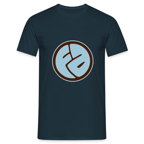 The Football Attic 2013 logo - Men's T-Shirt