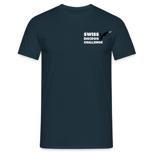 SDDC Logo no 2016 - Männer T-Shirt